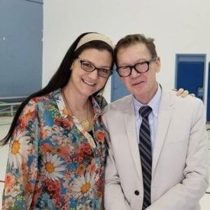 Jack Gantos Eduprize School Visit - 2018