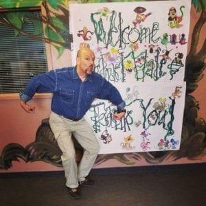 2018 - Jank Gantos Eduprize School Visit